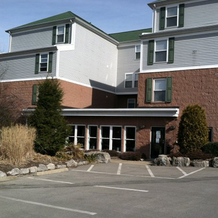 University Commons Clubhouse